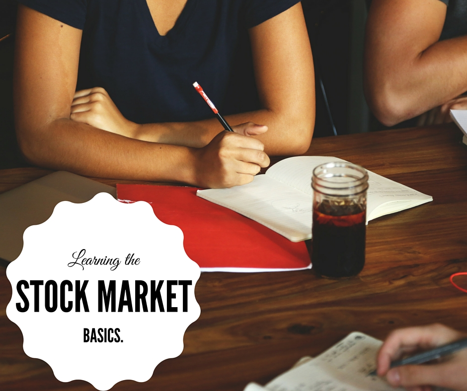 Learning the stock market basics - EQSIS