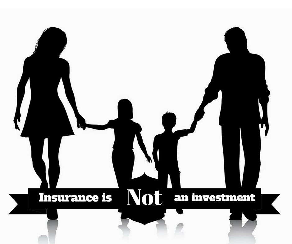 3 solid reasons why insurance is not an investment