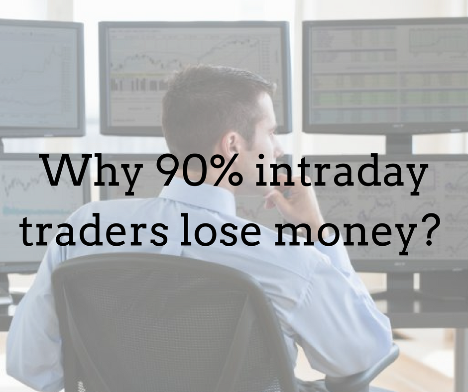 Options traders lose money