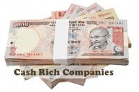 cash rich companies