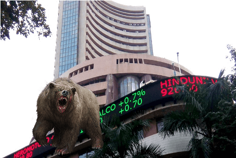 NIFTY 50 plunge over 420 points in last two consecutive trading sessions