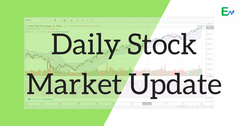 Daily stock market update for 3 August