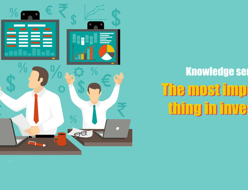The most important thing in investing