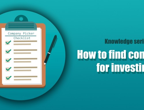 How to find companies for investing