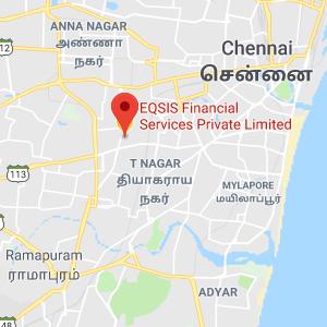 EQSIS Chennai Location