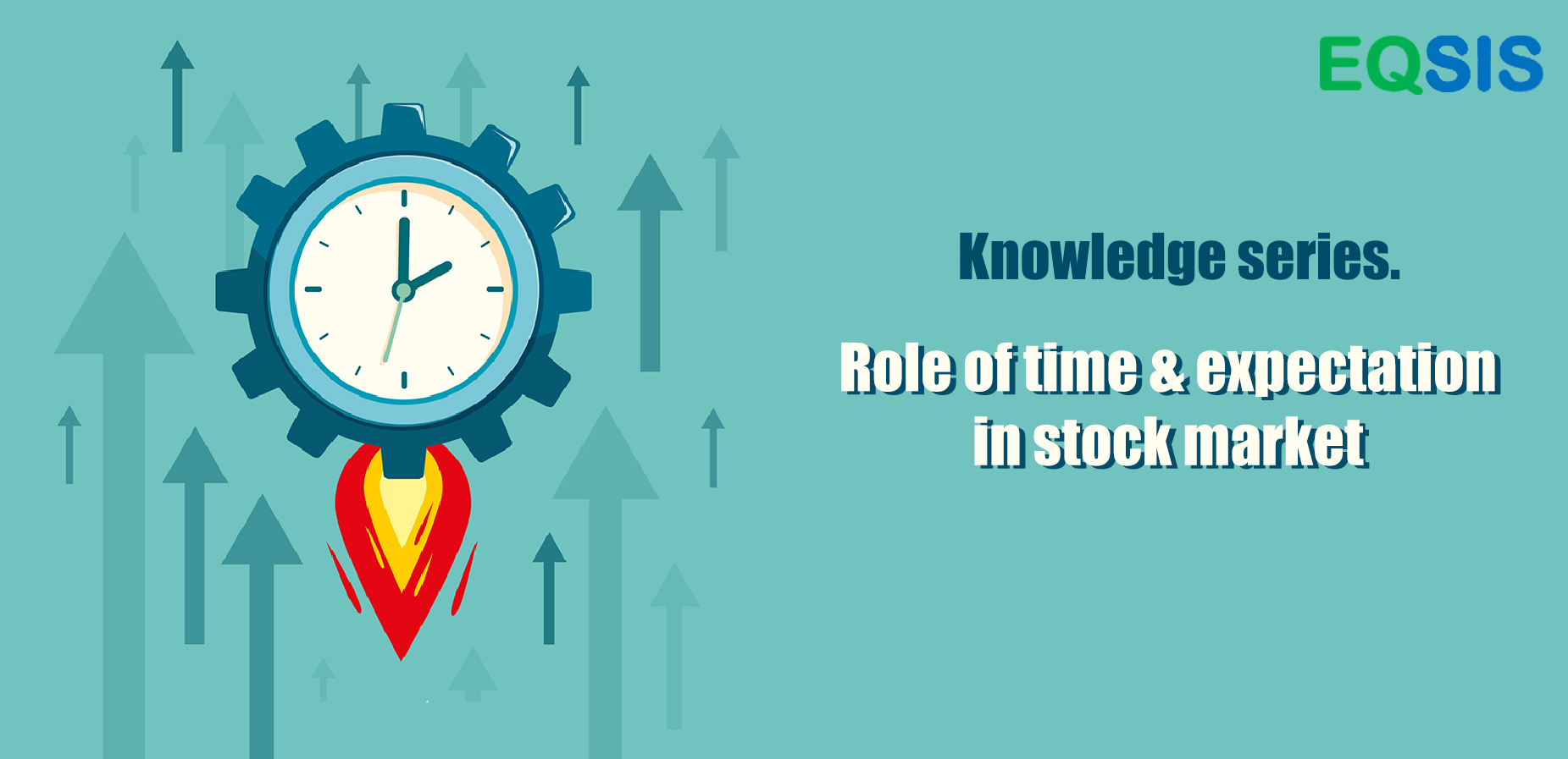 Role Of Time and Expectation in stock market