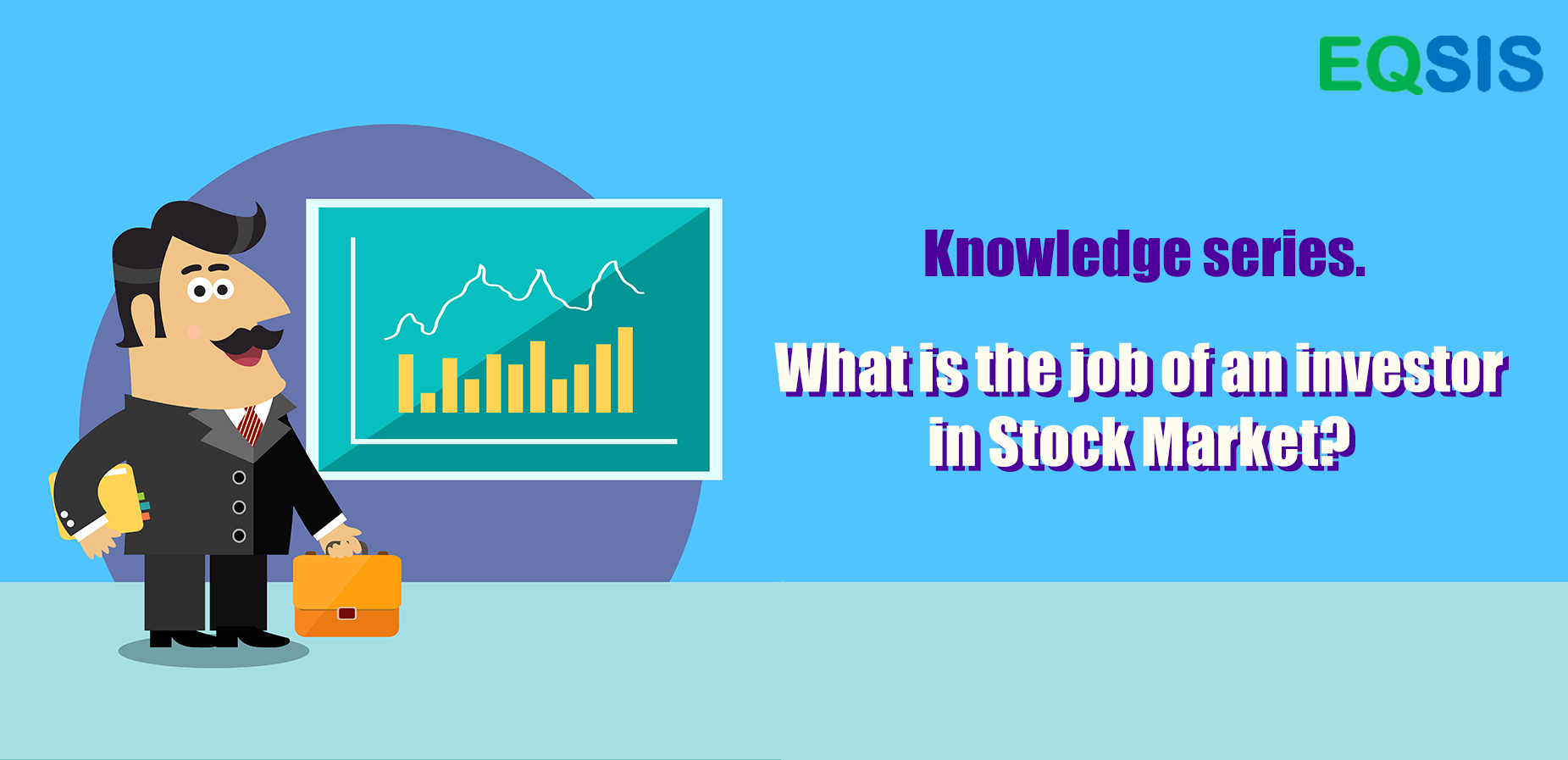 What is the job of an Investor In stock market